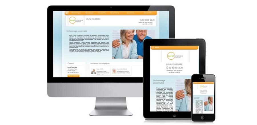 c6eca1175a2 Un site internet facile pour les pompes funèbres - Organisation Obsèques